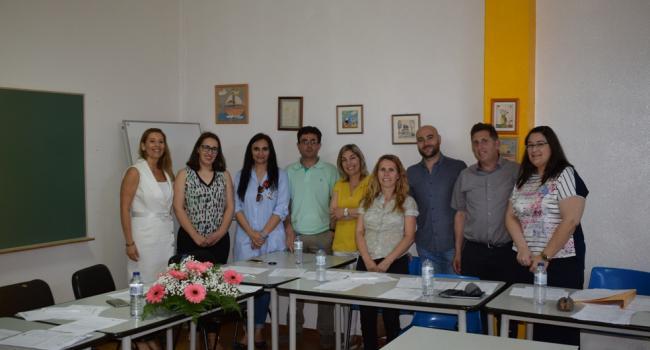 Equipa do Júri de Certificação - Centro Qualifica Nerba e Santa Casa da Misericórdia de Alfândega da Fé